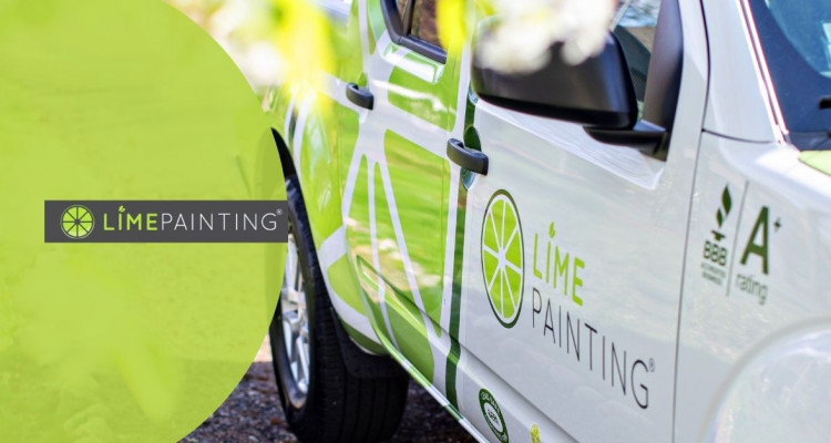 One of The Most Successful American Painting Franchises, LIME Painting ®, is now Available on Nexdoor.